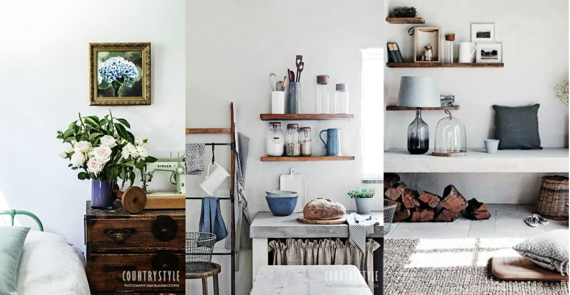 Living Style Magazine talisman licensing country style